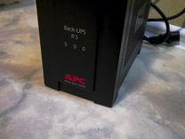 Источник бесперебойного питания APC Back-UPS RS500