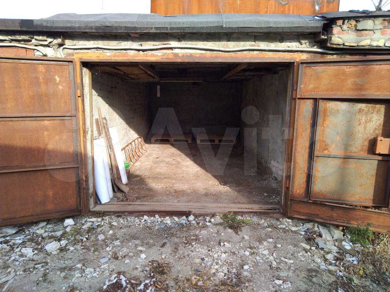 Garage, 17 m2
