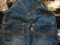 Комбинезоны джинсовые детские Levi's