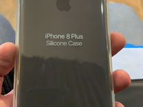 Чехол iPhone 7+\8+ цвет Cocoa