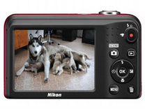 Nikon coolpix l29+сумка для фотоаппарата