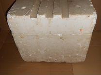 Теплоизолированный ящик коробка из пенопласта