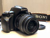 Фотоаппарат Sony alpha 230