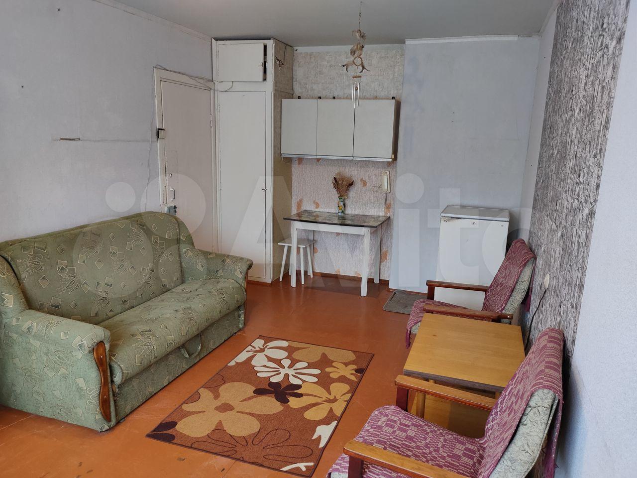 Комната 17 м² в 2-к, 3/5 эт. 89517155004 купить 2