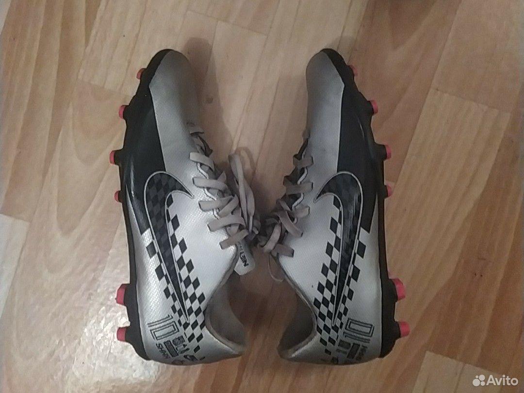 Бутсы Nike Merkurial Neymar Jr  89080382822 купить 1