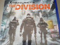 Игра для ps4 tom clancys The Division