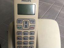 Philips радиотелефон