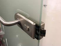 Стеклянная дверь 200/67,5