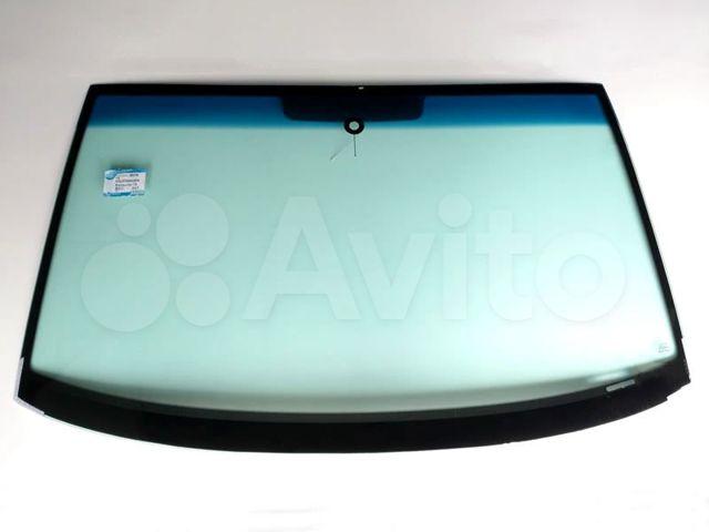 лобовое стекло с антенной на транспортер