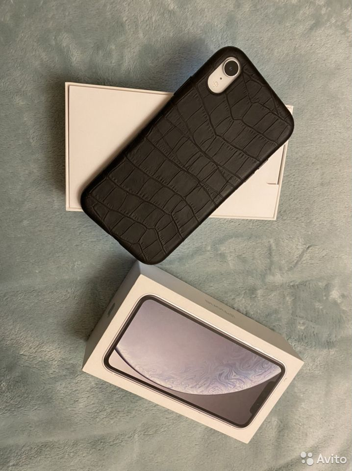 iPhone 64Gb White XR 89174749649 buy 2