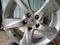 Диски R17 Хонда Аккорд 9