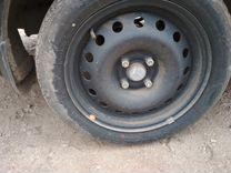 Диск стальной R15 Ravon R3 Chevrolet Aveo Т250