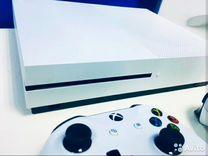 Xbox One S 500gb+игры+гарантия