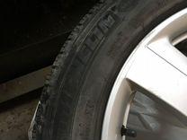 Зимние шины мишлен 225/55R17 комплект 4 шт
