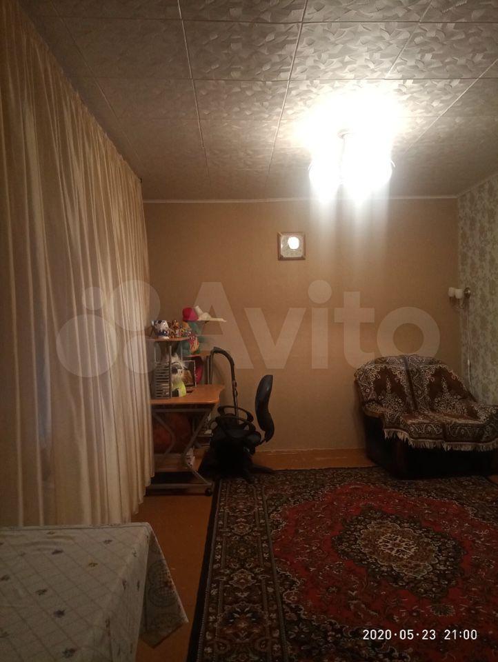 Комната 18 м² в 1-к, 3/3 эт.  89121471804 купить 4