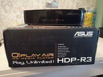 Asus O Play HDP-R3 c Wi-Fi — Аудио и видео в Новосибирске