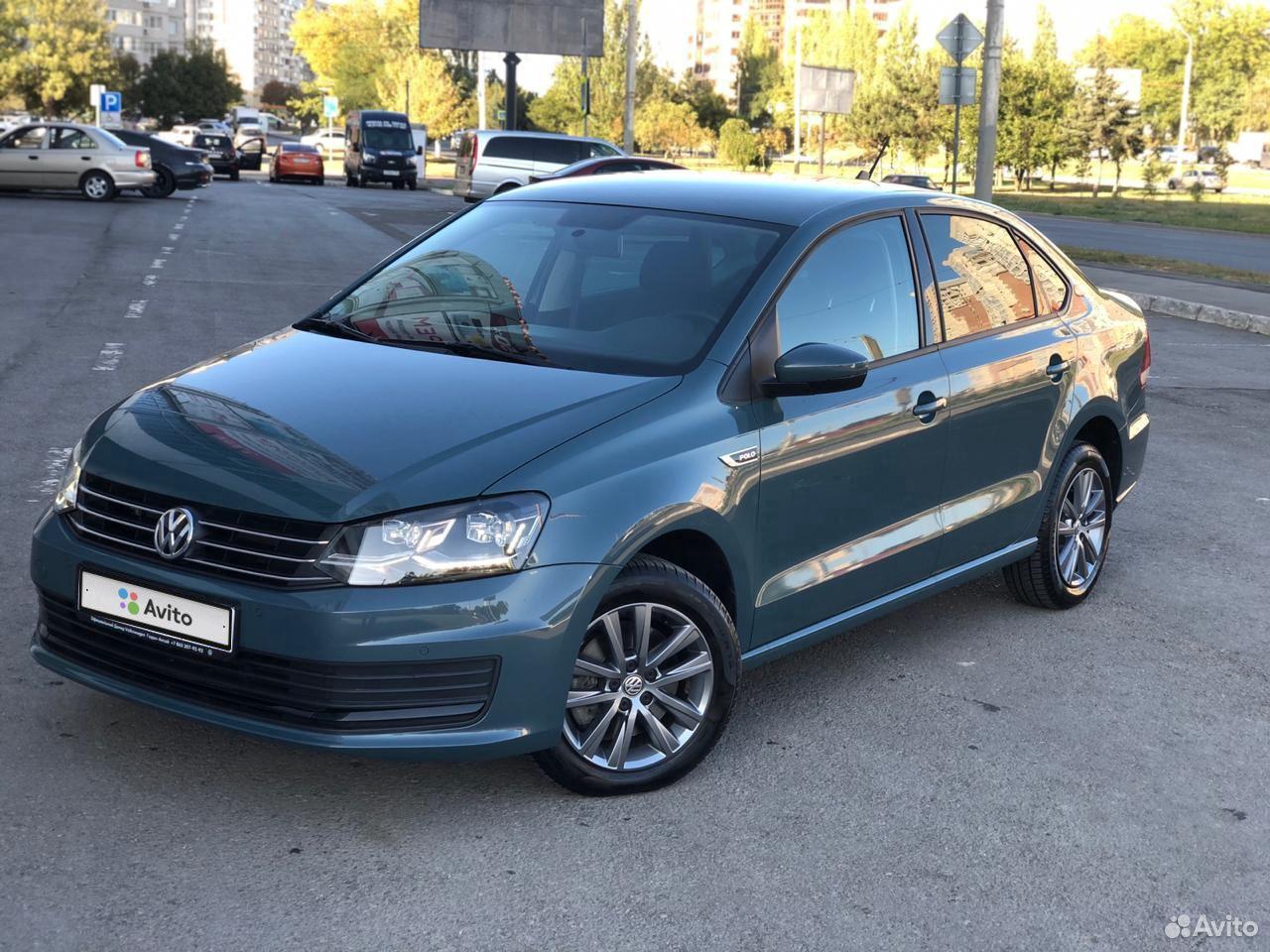 Volkswagen Polo, 2019  89185704414 купить 3