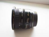 Canon EF 20-35 mm f/ 3.5-4.5 USM