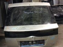 Дверь багажника Toyota Prius