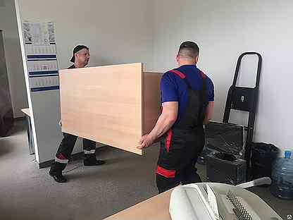 Грузчики/Переезд — Предложение услуг в Москве