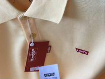 Новая фирменная футболка поло Levi's