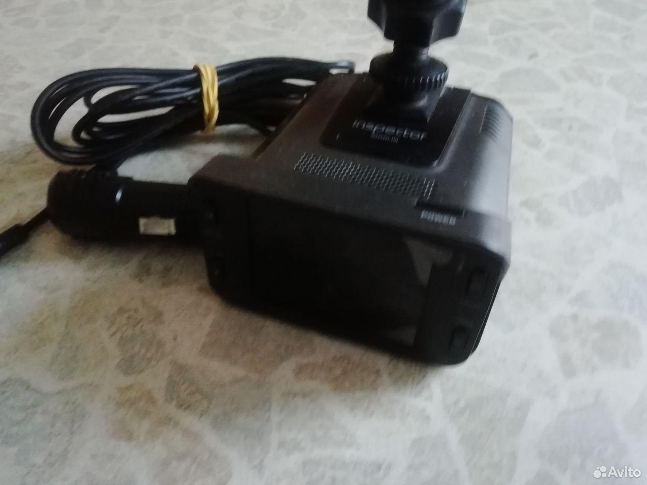 Автомобильный видеорегистратор Inspector Marlin  89231912777 купить 4