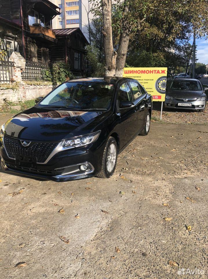 Toyota Allion, 2017  89144402727 купить 1