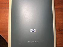 Сканер HP Scanjet 3670