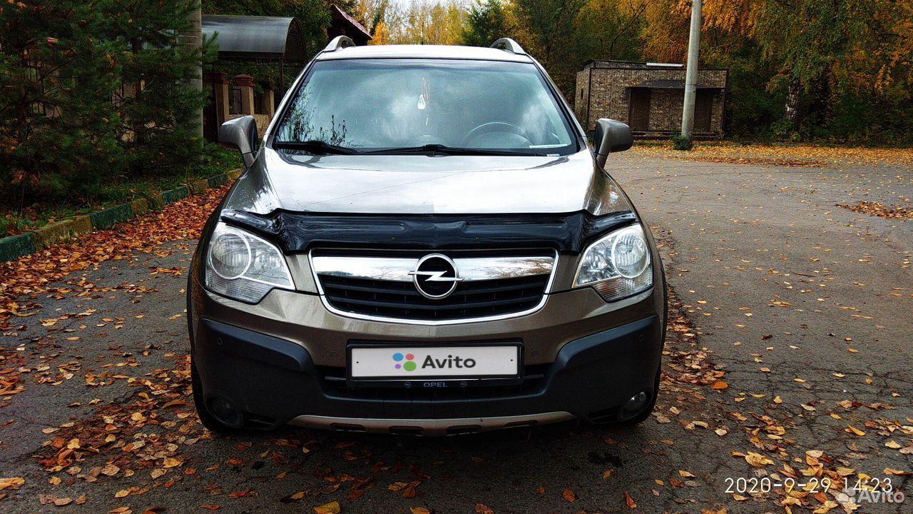 Opel Antara, 2007  89617258214 купить 2