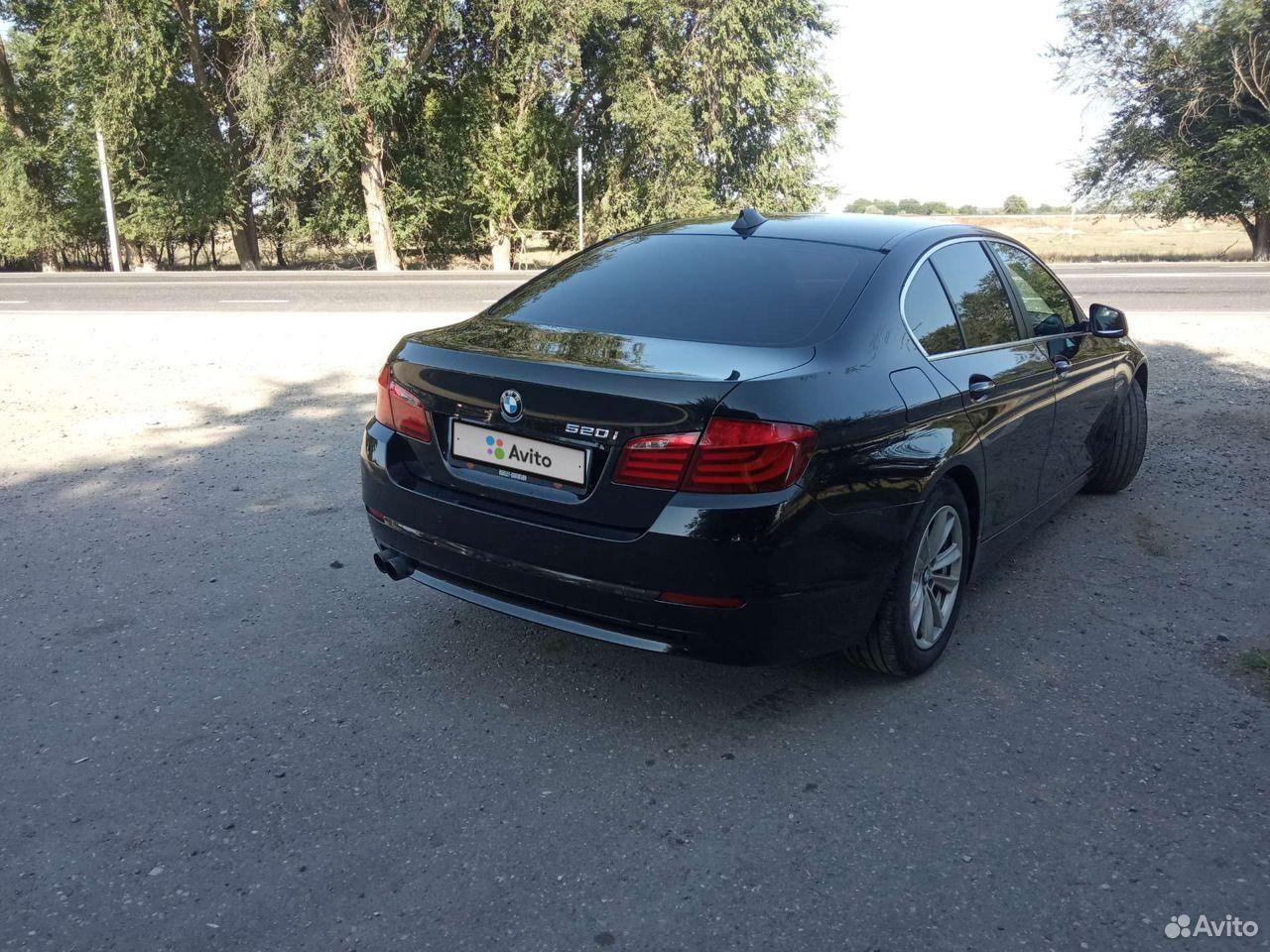 BMW 5 серия, 2013  89898696748 купить 7