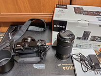 Sony Alpha A6000 + 16-50mm + 55-210mm — Фототехника в Москве