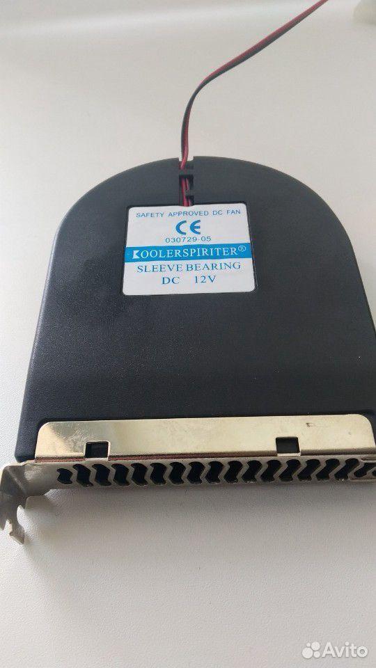 Турбинное охлаждение в слот PCI  89242025679 купить 3