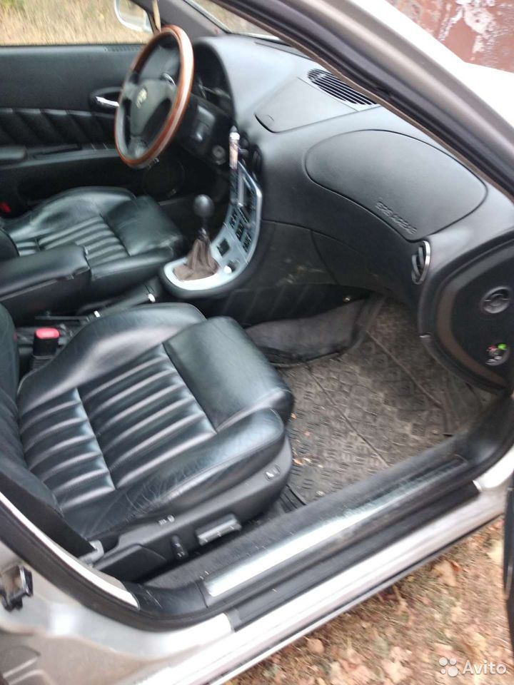 Alfa Romeo 166, 1999 89205955940 купить 3