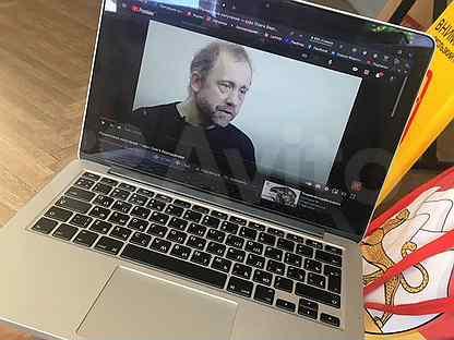 MacBook Pro 13, 2014г. Retina / отличное состояние