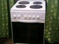 Продам плиту электрическую 4 комфорочную gefest