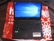 Ноутбук Acer es1-731g-c7u8,диаг.17,3д,geforce 910