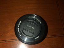 Oбъектив Sоny 16-50mm f/3.5-5.6 OSS — Фототехника в Москве
