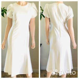 Платье Calvin Klein Миди размер 42-44