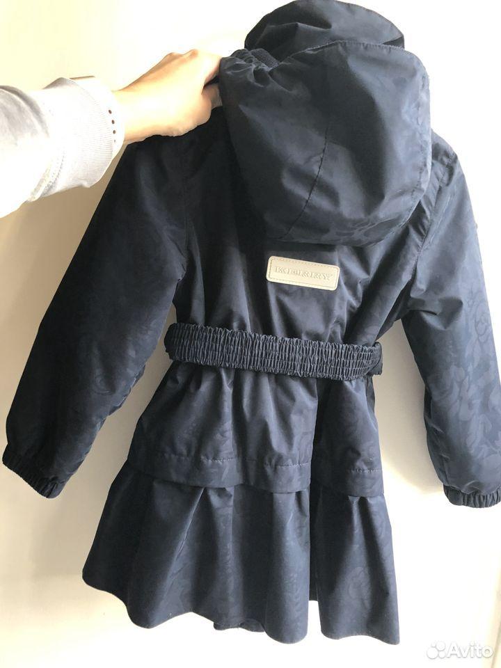 Пальто утепленное Kerry 4-5л  89119927412 купить 4