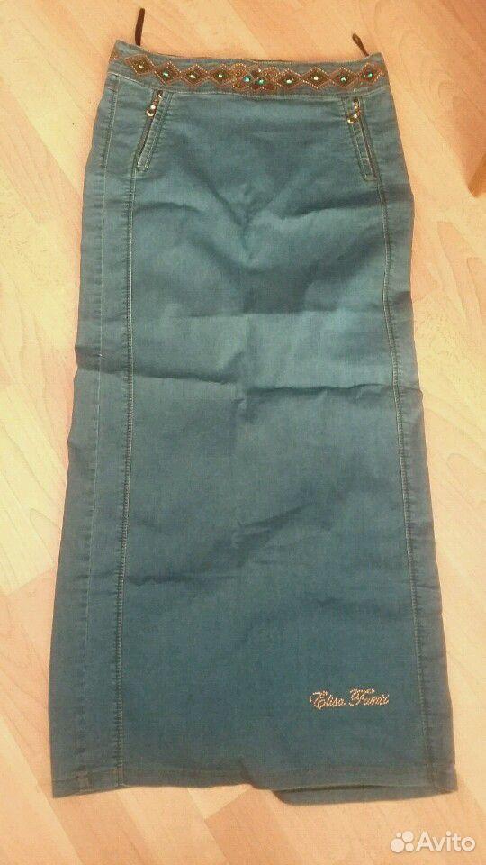 Юбка джинсовая  89622522121 купить 1