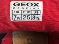 Кеды Geox 25 размер