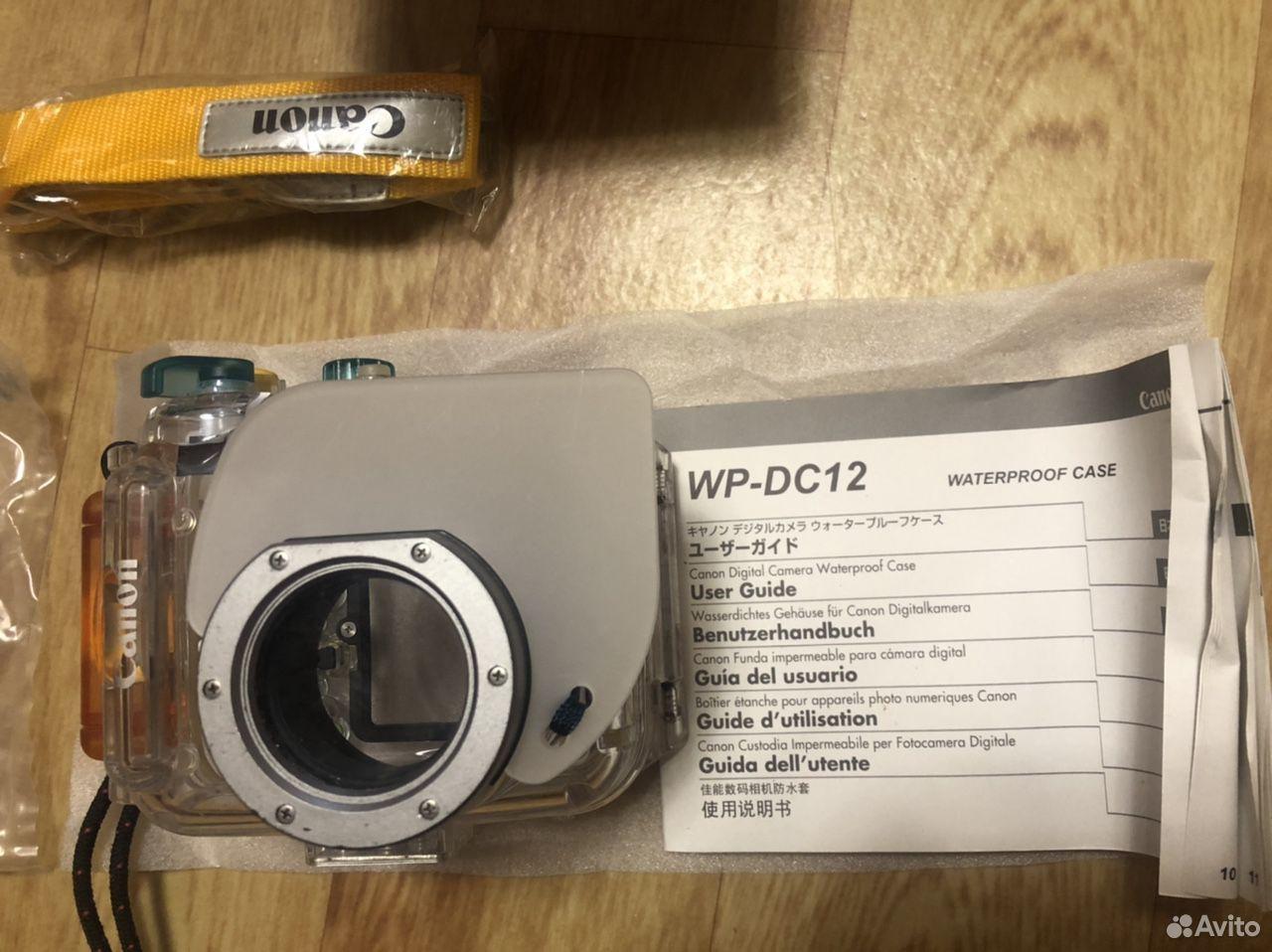 Фотоаппарат canon A570is с боксом для подводной сь 89143229991 купить 4