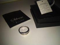 Серебряное кольцо безразмерное