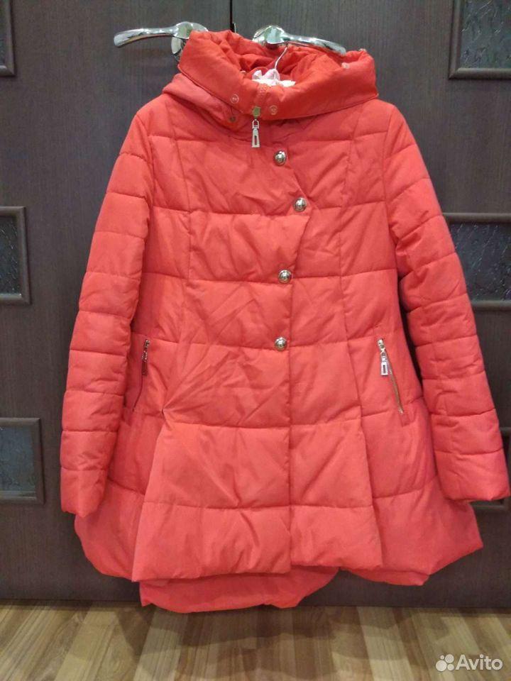 Пальто для девочки рост 155  89533028867 купить 1