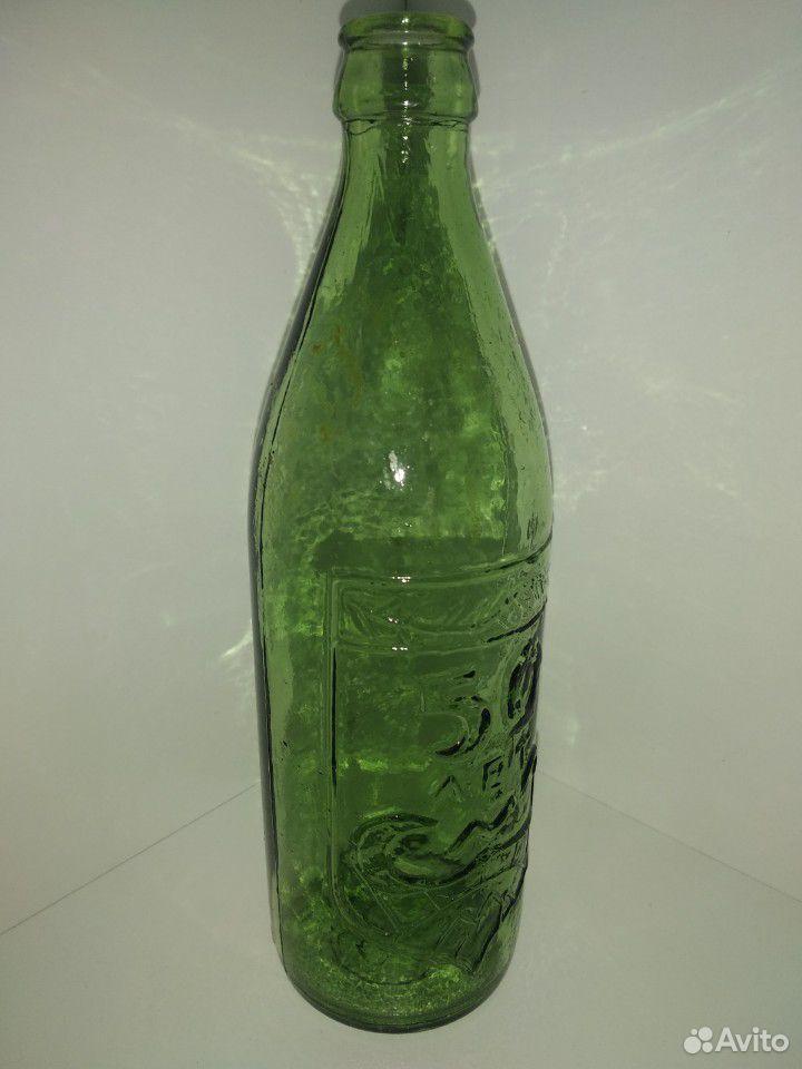 Коллекционная бутылка 50 лет смз