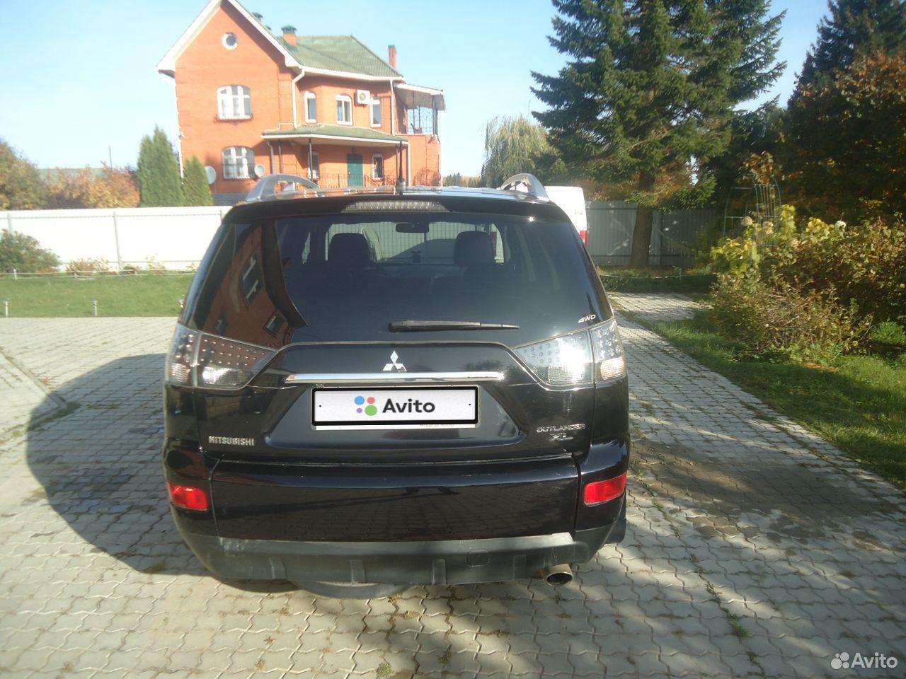 Mitsubishi Outlander, 2008  89613347253 купить 2