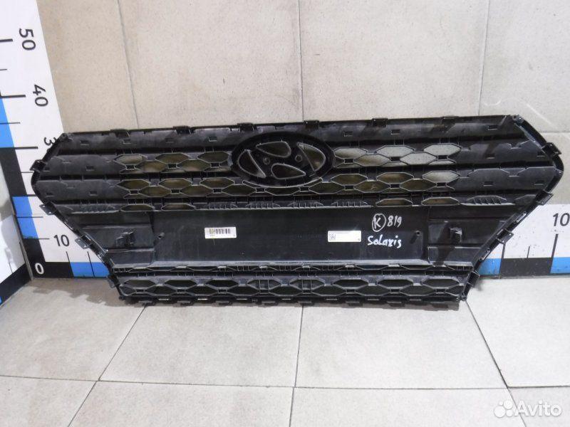Решетка радиатора Hyundai Solaris 2  88126085211 купить 3