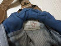 Брюки Zara р.82 на подтяжках