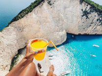 Тур в Грецию - Закинф