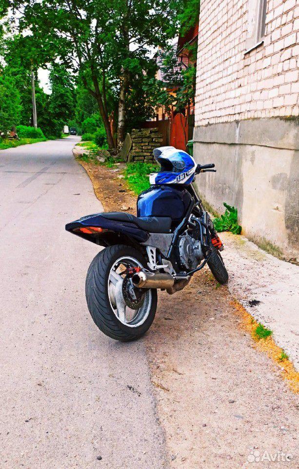 Honda cb1  89116403941 купить 8